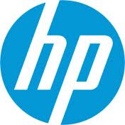 HP logo rond